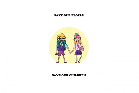 Save our People, Save our Children