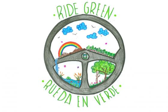 Ride Green - Rueda en verde