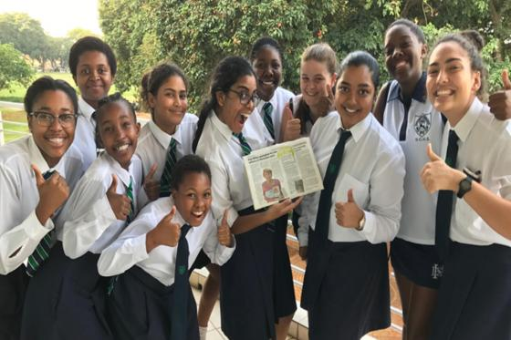 Durban Girls' High School - Road Safety Awareness