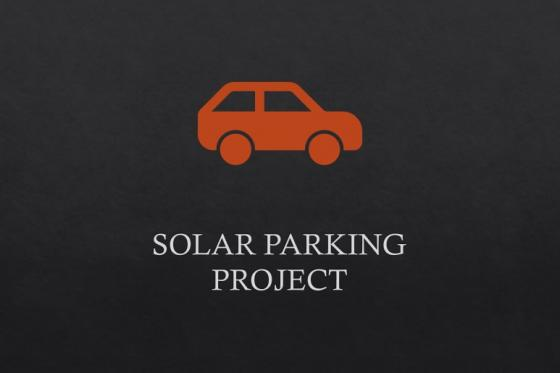 Project Solar Parking!