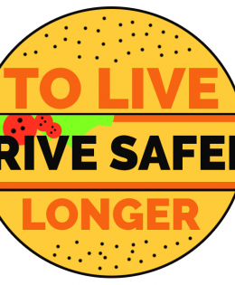 To live longer drive safely