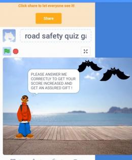 Animated Game - A Fun Filled Way To Learn About Safety In Vans
