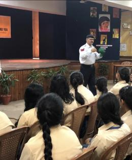 Seminar on Road Safety by Delhi Traffic Police